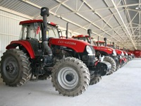 洛宁县2019年农机深松整地项目